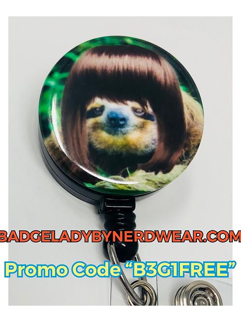 Lady Hair Sloth