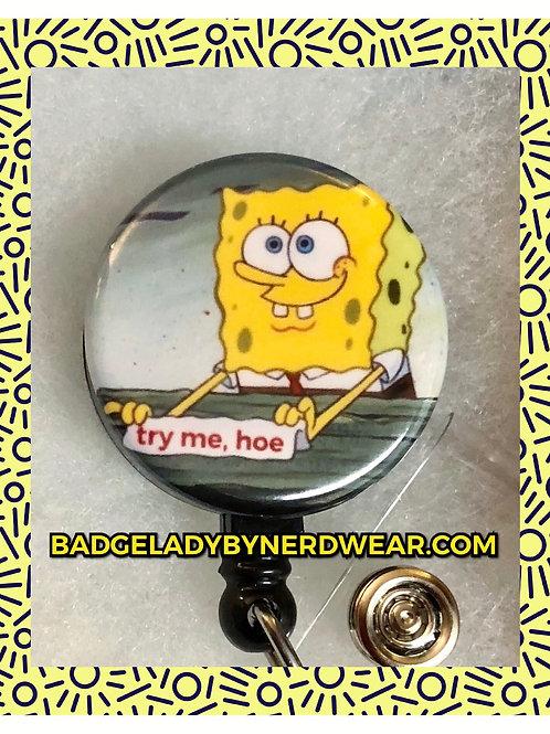 Spongebob - Try Me 😋