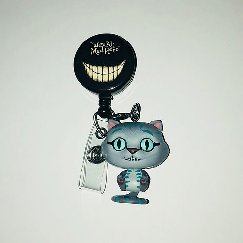 We're All Mad Here with Cheshire Cat