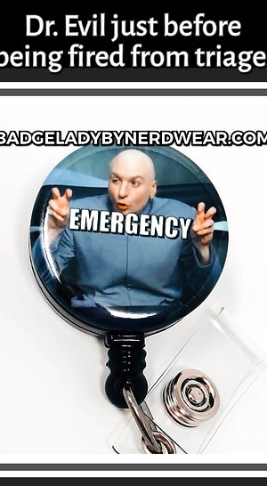 Dr. Evil - Emergency