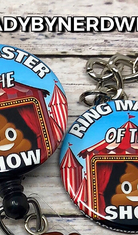 Ring Master of the Poop Show