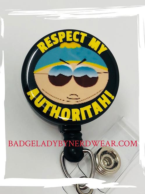 Cartman - Authoritah!