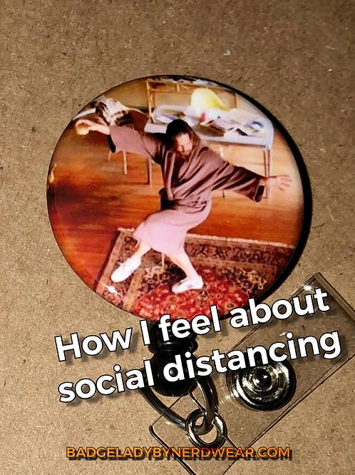 Dancing Dude - The Big Lebowski