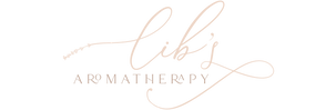 Lib's Aromatherapy logo (copyright)