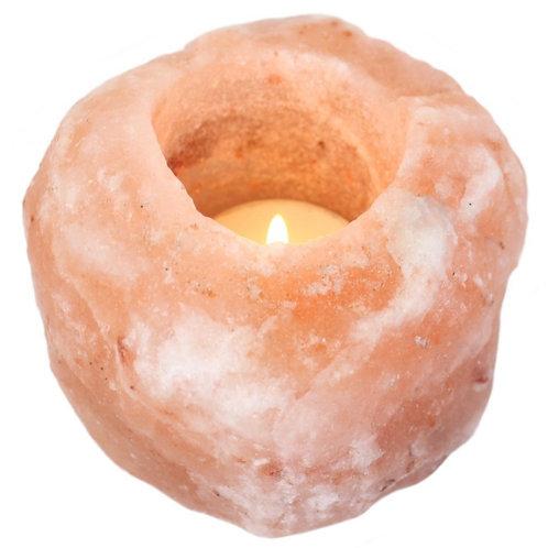 Himilayan Salt Tealight Holder