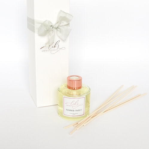 Summer Sweet Reed Diffuser