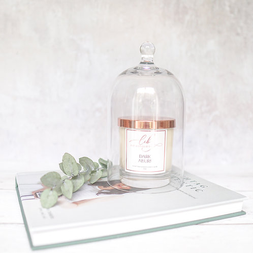 Candle Cloche Bell Jar