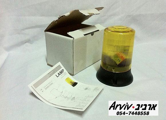 מנורה לשער חשמלי