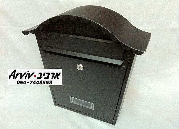 תיבת דואר גל מעוטר