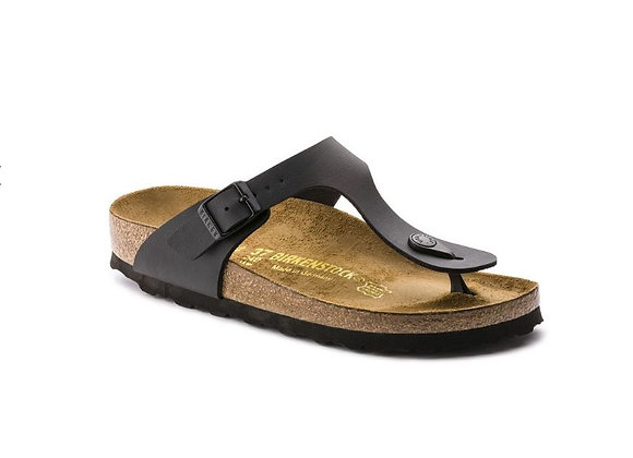 INFRADITO BIRKENSTOCK BLACK 0043691 BIRKO FLOR, MADE IN GERMANY