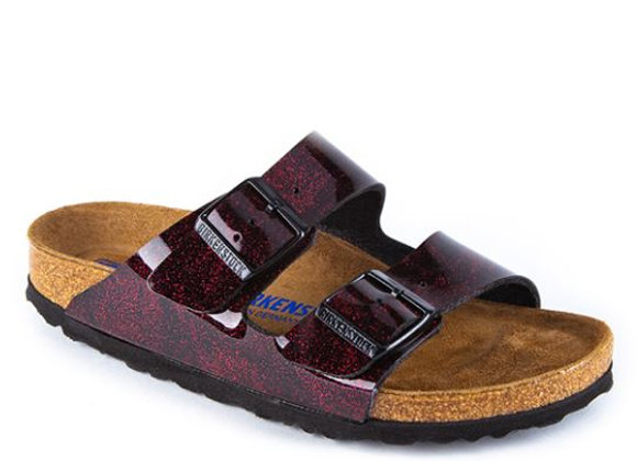BIRKENSTOCK ARIZONA RED 1011135, MADE IN GERMANY