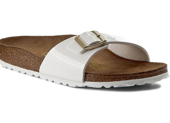 BIRKENSTOCK MADRID BIANCA 1005310, MADE IN GERMANY