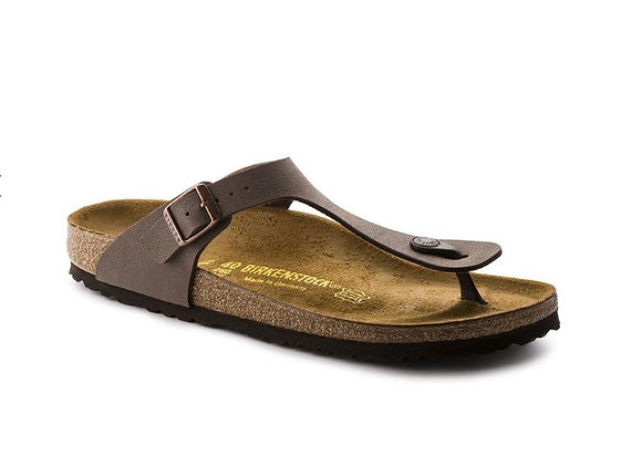 INFRADITO BIRKENSTOCK MOCCA 0043751 BIRKO FLOR, MADE IN GERMANY