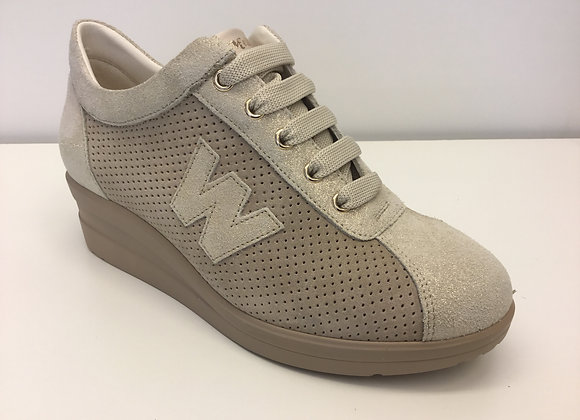 SNEAKER DONNA MELLUSO R20144 CORDA, MADE IN ITALY