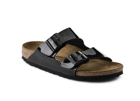 BIRKENSTOCK ARIZONA BLACK 1005292 BIRKO FLOR, MADE IN GERMANY