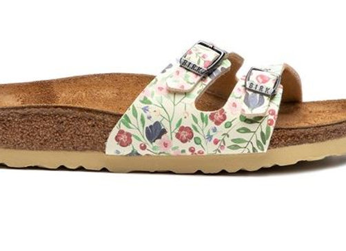 BIRKENSTOCK IBIZA FLOWERS 1013547, MADE IN GERMANY