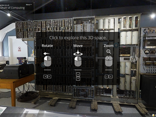 Brilliant 3D Views Of Computing Museums
