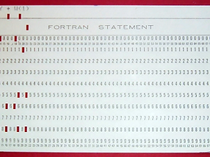 Fortran's back! Take to the hills!