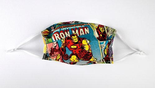 """Masque pour ENFANT """"Iron Man"""""""