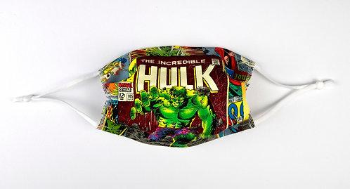 """Masque pour ENFANT """"Hulk"""""""