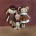 Famille Chocolat