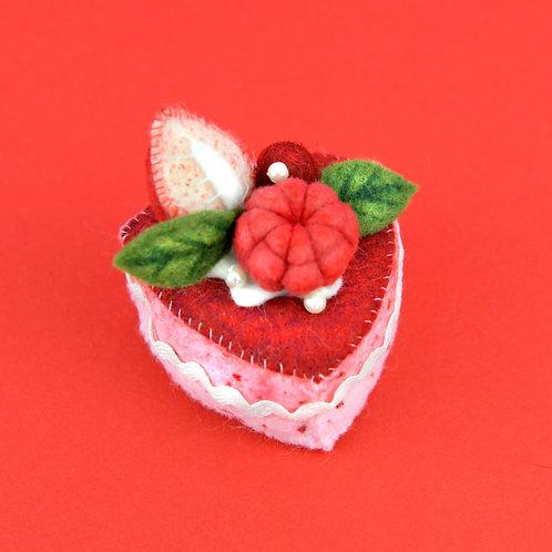 Un Amour de gâteau (en feutrine)