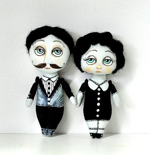 Hubert et Margarette