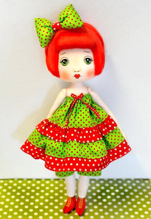 Petit Pois à la fraise