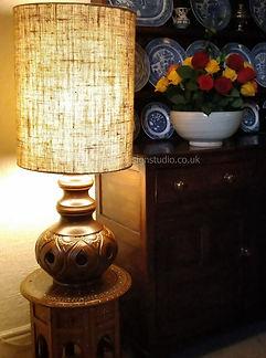 Large Lampshade and Lamp.jpg