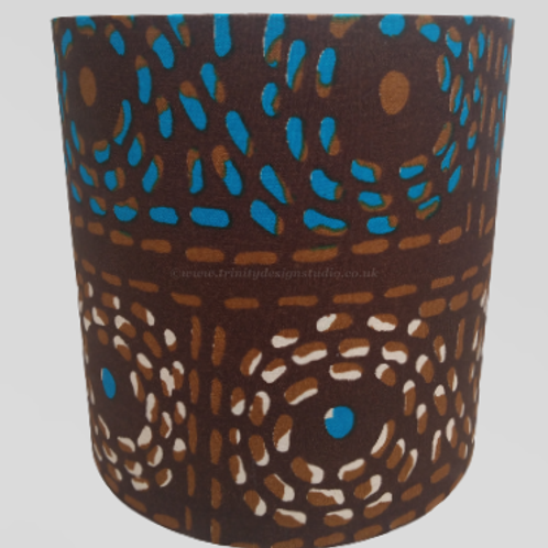 Donker lampshade