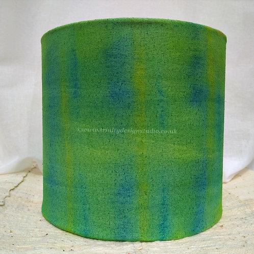 'Gretta' hand painted silk lampshade