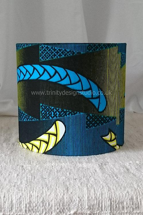 Tuska Turquoise lampshade