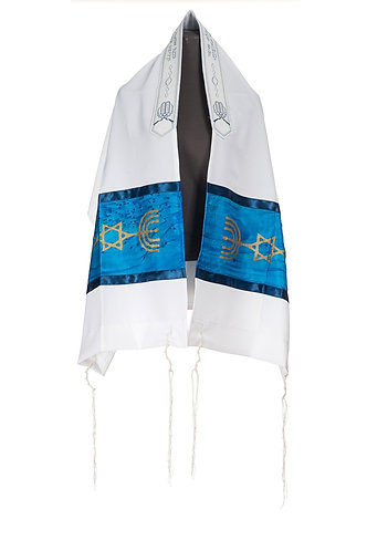 grafted in messianic prayer shawl tallit