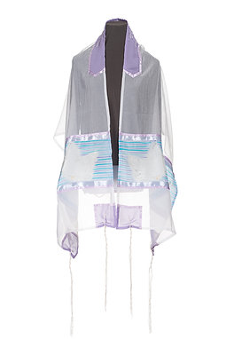 Doves of Peace Tallit for Women