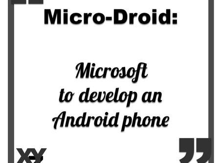 Microsoft to develop Android phone