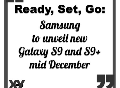 Samsung to unveil Galaxy S9 in mid December