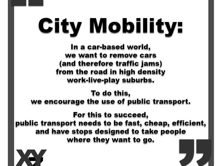 City Mobility: Integrated Public Transport must improve on the Gold Coast