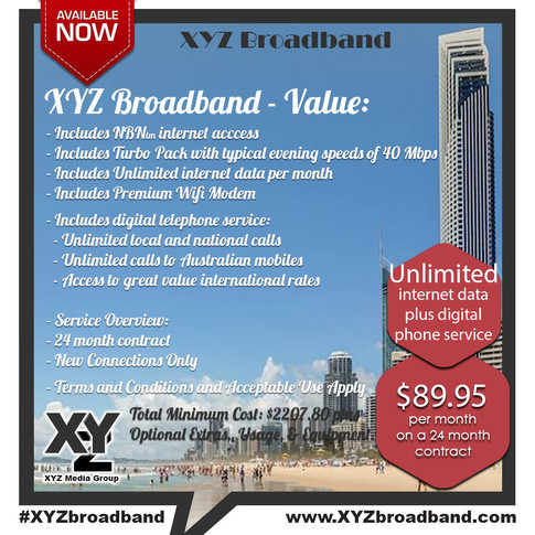 Value Plan with Unlimited Data