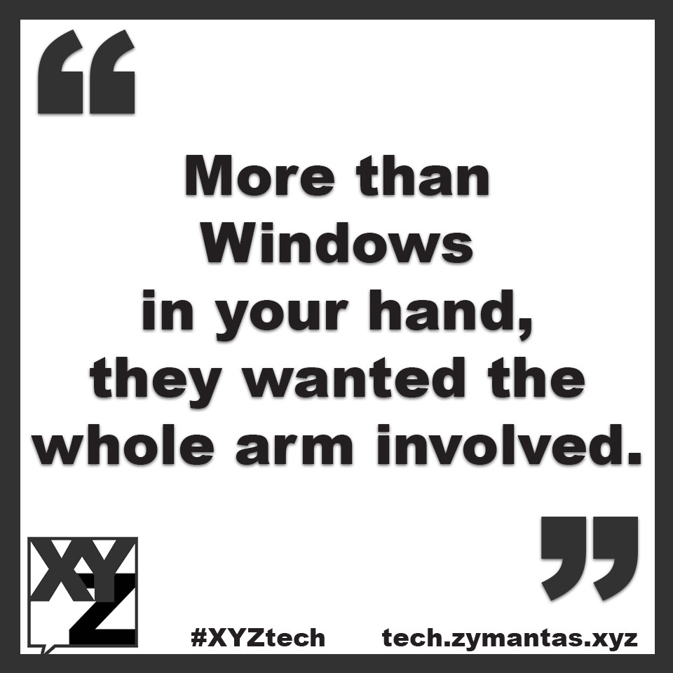Get the whole arm involved. Image Credit: XYZ Media Group