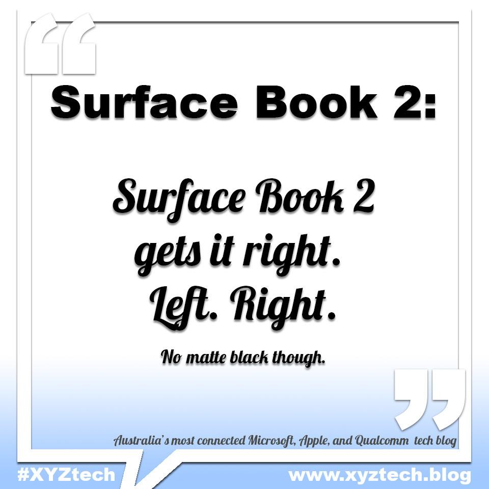 Surface Book 2 review #XYZtech #Australia