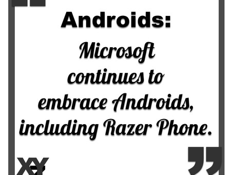Microsoft continues to embrace Android