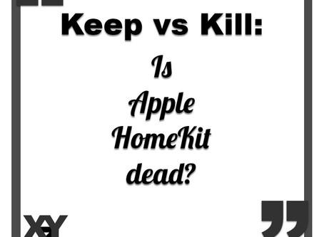 Is Apple HomeKit dead?