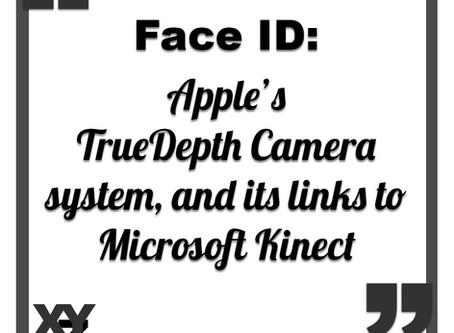 Apple's TrueDepth Camera System
