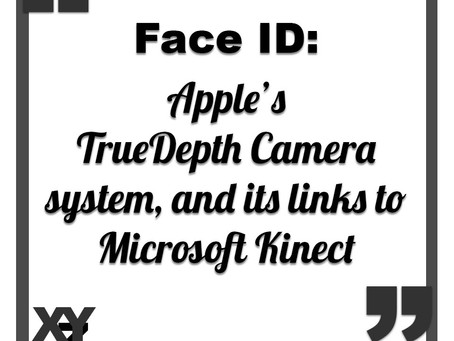 Apple's TrueDepth Camera System