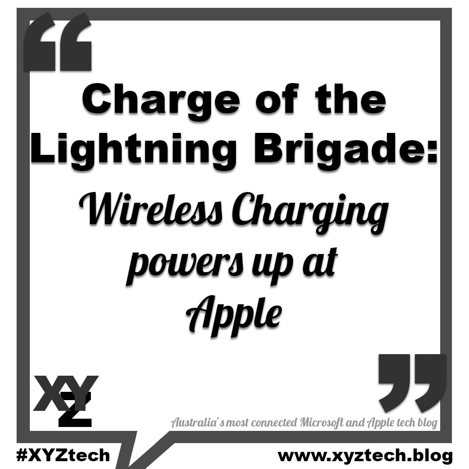 Charge of the Lightning Brigade