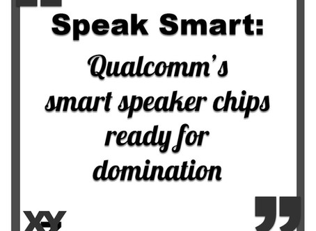 Qualcomm's smart speaker chips on the rise