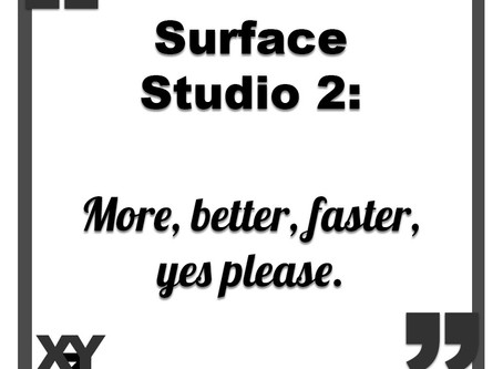Microsoft Surface Studio 2 to debut in 2018