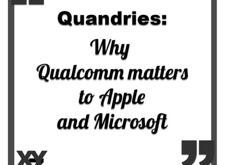 Why Qualcomm matters to Apple and Microsoft