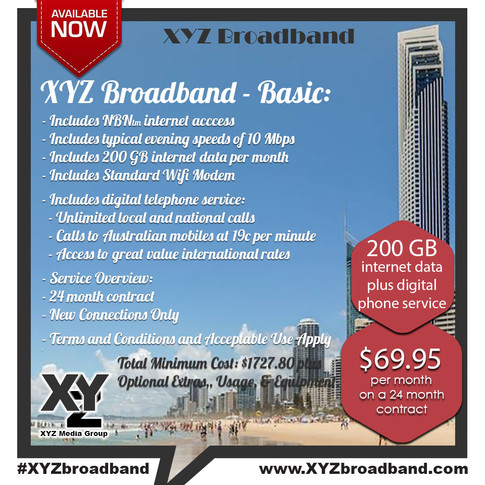 200GB data plan