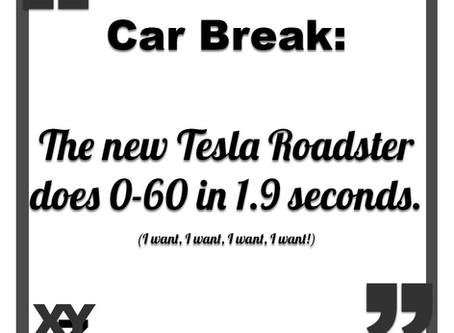 The New Tesla Roadster